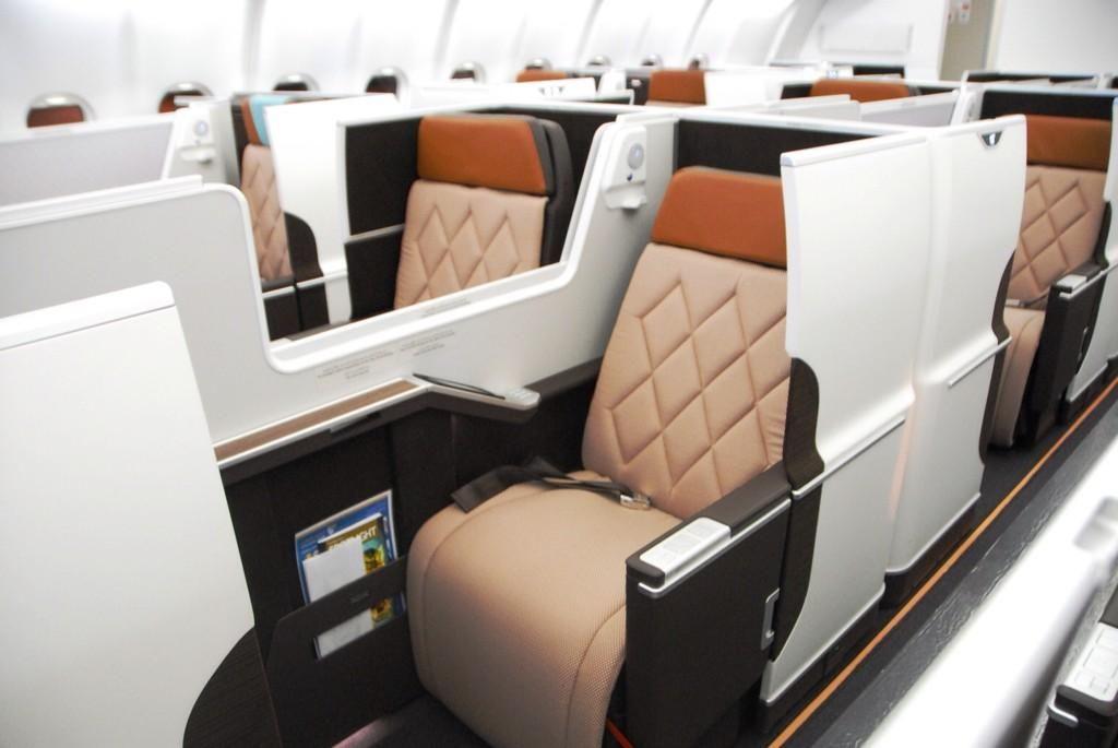 Business Class Flugprodukte / Oman Air - APEX Suite