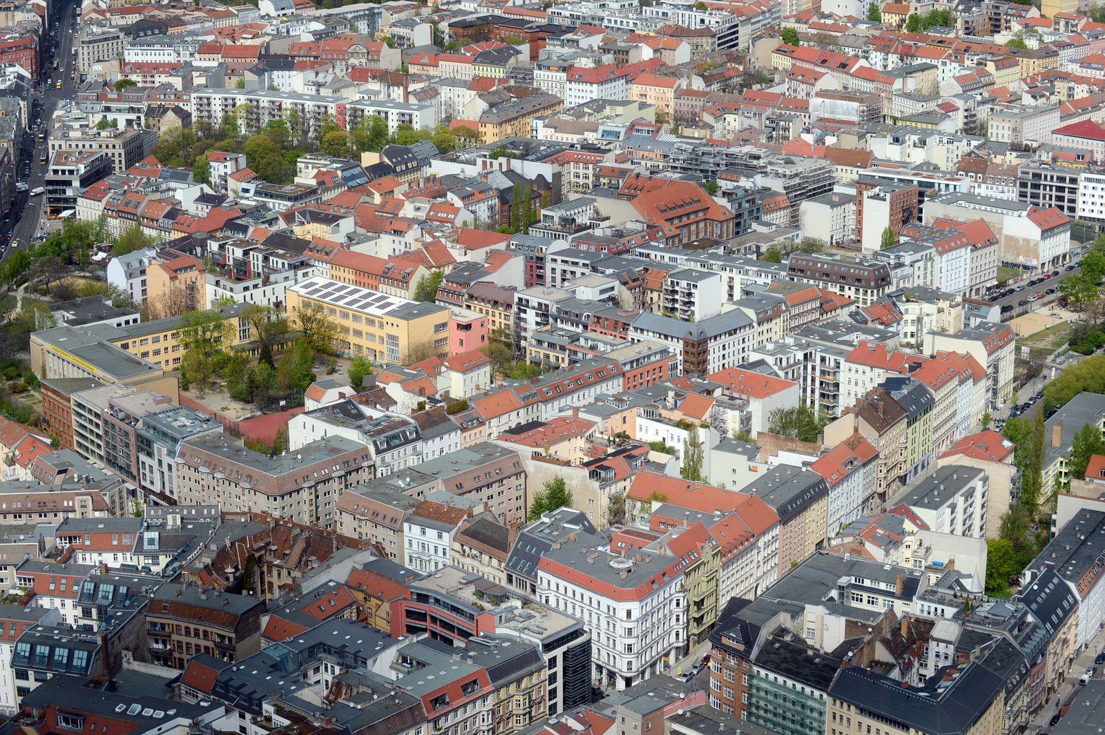 Wohnviertel / Berlin