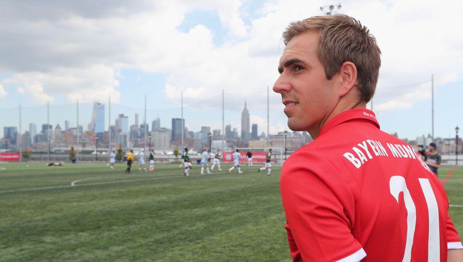 Servus: Philipp Lahm hört beim FCB auf, schlägt auch lukrative Jobs bei dem Top-Klub aus
