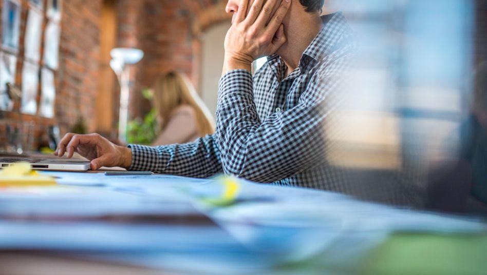 Schicke Büros und Pizza zur Begrüßung: Die neue digitale Arbeitswelt ist keine Party und Gute-Laune-Veranstaltung.