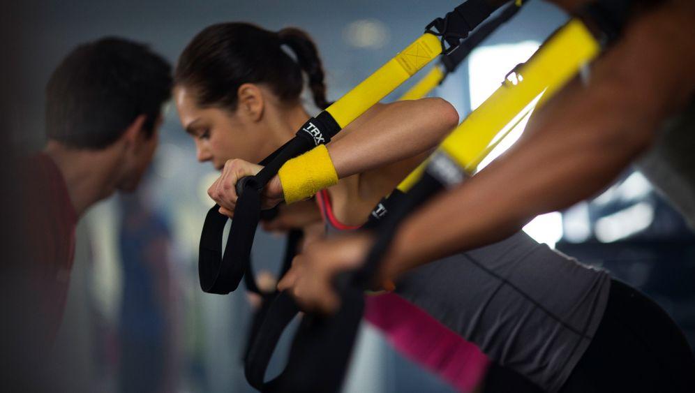 Schlingentraining: Mehr Fitness durch Abhängen