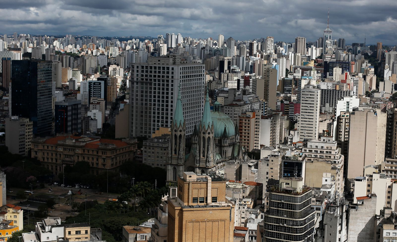 TRAVEL-SAOPAULO/