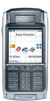 Kamera und E-Mail-Funktion inklusive: Das Smartphone P910i von Sony Ericsson