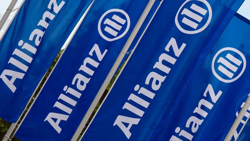 Versicherungskonzern mit Vermögensverwalter: Der Konzerngewinn der Allianz-Gruppe ist im ersten Quartal um 20 Prozent gestiegen