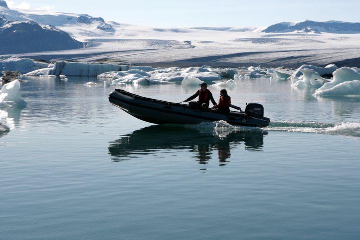 Trügerische Ruhe: Mit der Isländischen Wirtschaft geht es rasant aufwärts