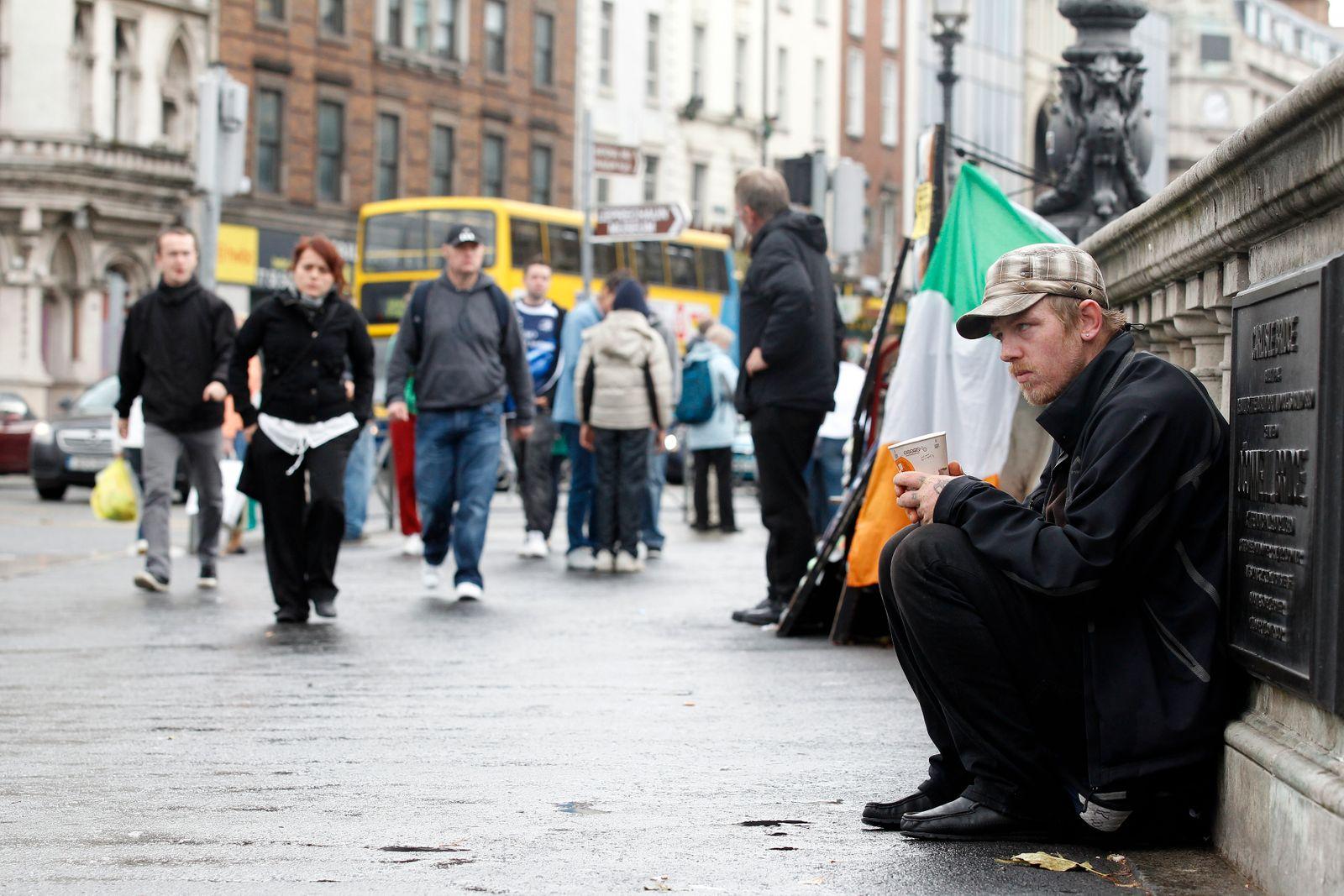 THEMEN Finanzkrise Irland