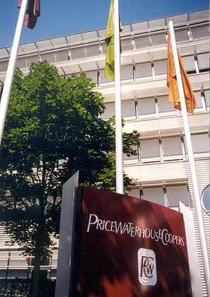 """Frankfurter Büro von PwC: """"Der Lenkungsausschuss ist sich einig, Teilleistungen auch an andere Unternehmen zu vergeben"""""""