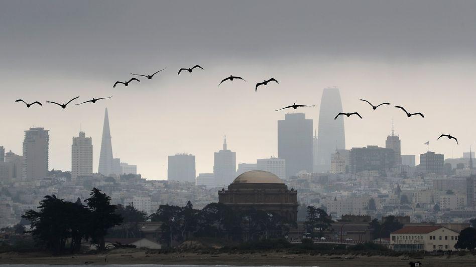 Skyline von San Francisco