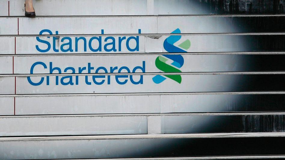 Standard Chartered: Mit StanChart ist die dritte britische Großbank ins Visier der US-Behörden geraten