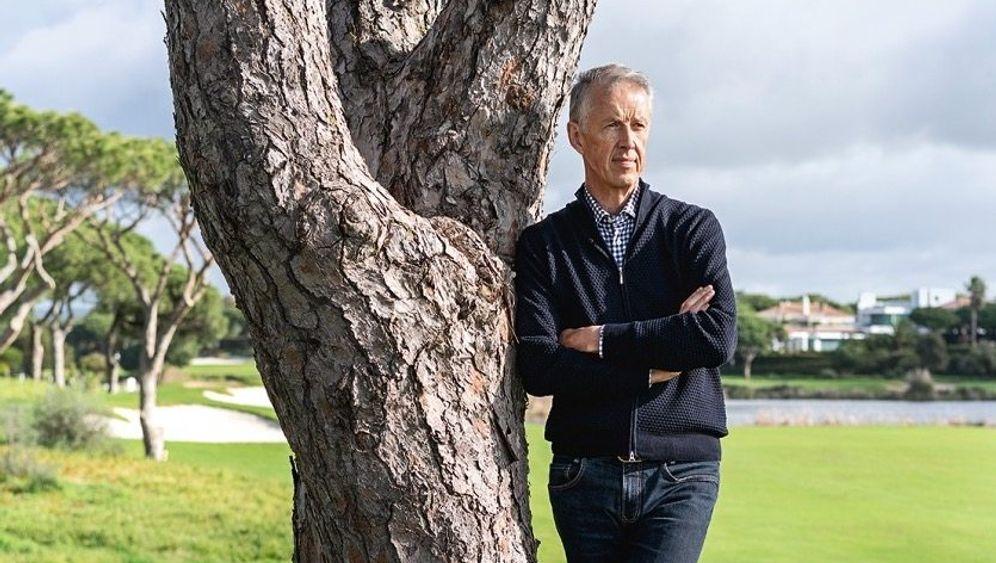 Biotechpionier: Simon Moroney, der Morphosys im Jahr 1992 mitgegründet hat, ist einer der frühen Biotechtreiber in Deutschland.