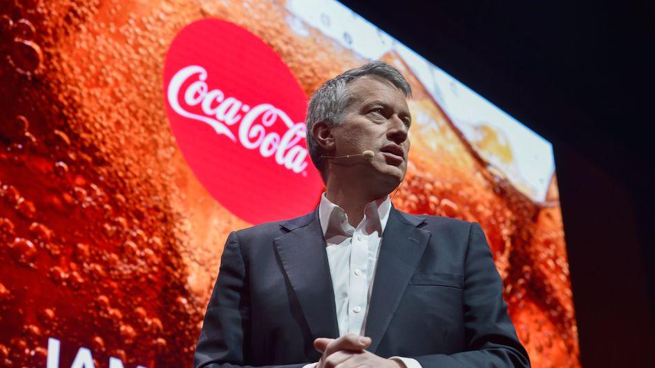 Übt sich in diskreten politischen Bemühungen: Coca-Cola-CEO James Quincey