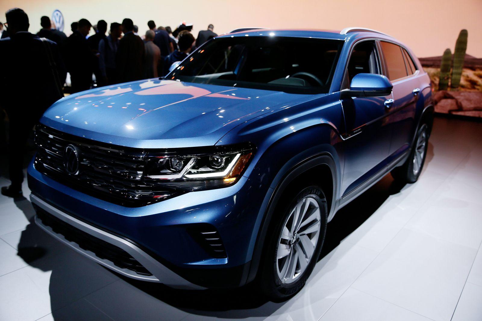 AutoMobility LA Auto Show/ SUV