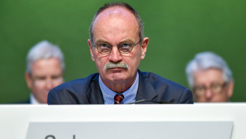 Abschied von Bilfinger: Finanzchef Axel Salzmann
