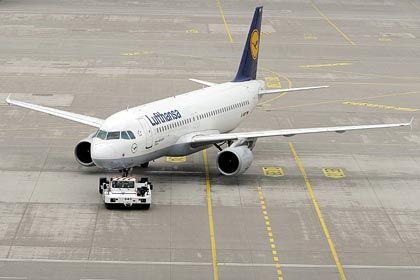 """Lufthansa-Jet: """"""""Wir brauchen keine Hilfe"""""""
