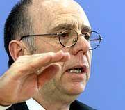 Walter Riester: Unter der Ägide des ehemaligen Arbeitministers ist die gleichnamige Rente entstanden