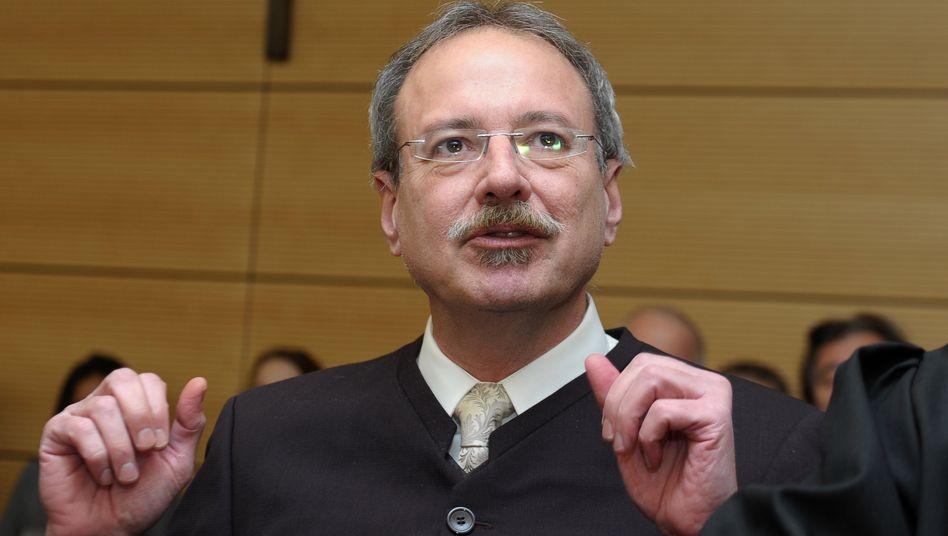 Kiener vor Gericht: Betrug gilt als erwiesen