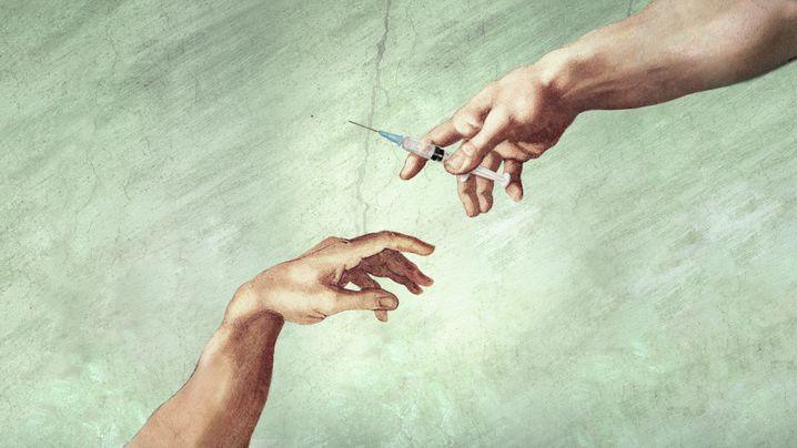 Gottes Finger: Wie viele Dosen werden wir haben, und wer wird zuerst geimpft?