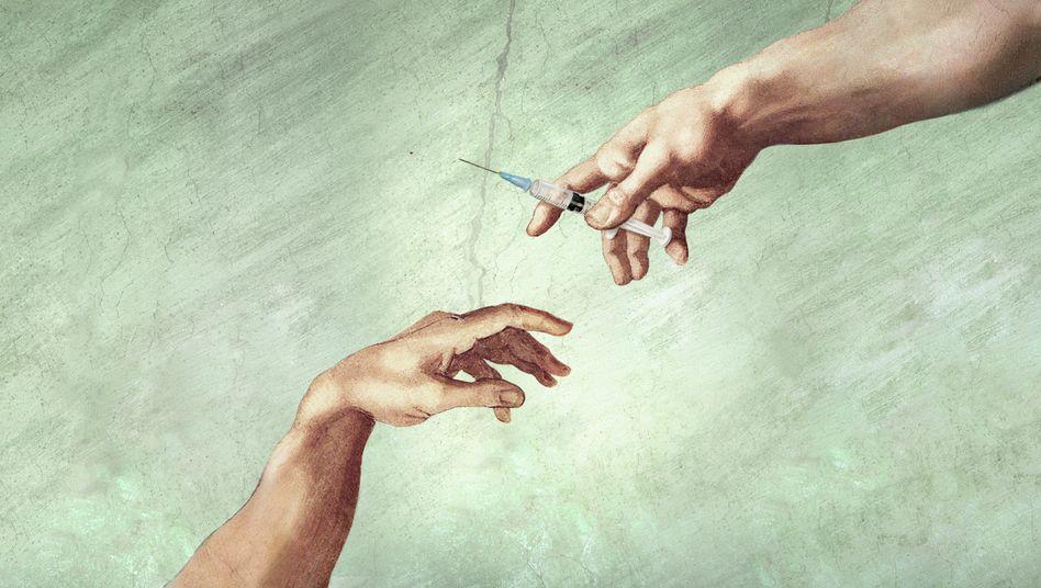 Wie sicher sind die Impfstoffe? Wie viele Dosen werden wir haben, und wer wird zuerst geimpft? Wie impft man ein ganzes Land?