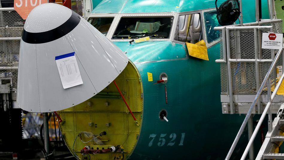 """Boeing 737 Max: """"Schwerer Schaden für die Luftfahrtbehörde FAA"""""""