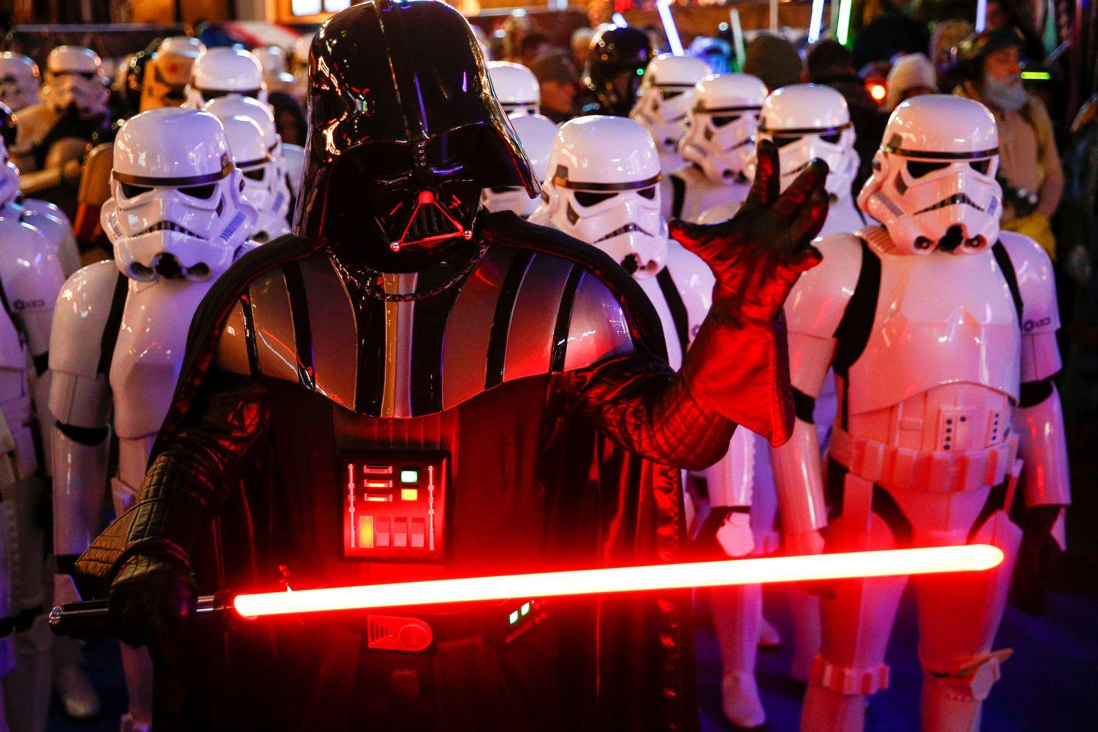 "Premiere of ""Star Wars: The Rise of Skywalker"" in London"