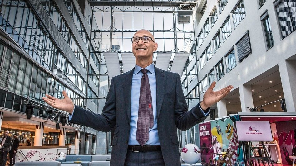 Starkes Ego: Telekom-Chef Tim Höttges