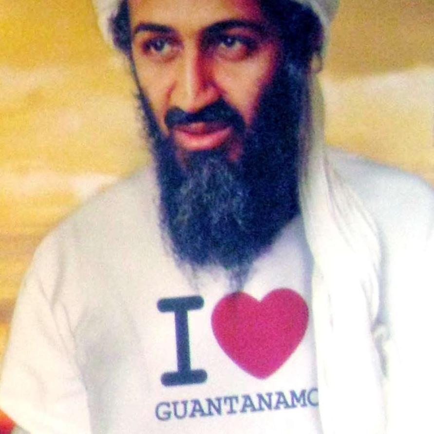 Avaaz.org / Plakate / Zuschnitt auf Osama Bin Laden