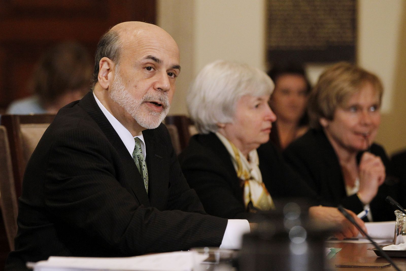 Bernanke / Janet Yellen (Kopie)