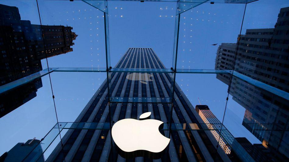 Apple-Shop in New York: Wird der Konzern den Erwartungen erneut gerecht?