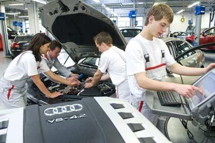 Absatzerfolg: Audi steigert seinen Verkauf über die bisherige Jahresprognose