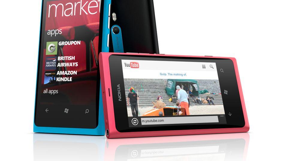 """Nokias Lumia 800: """"Einfacher, flexibler und integrierter"""""""