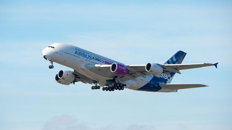 Airbus: Überflieger im EuroStoxx 50 - und im MDax