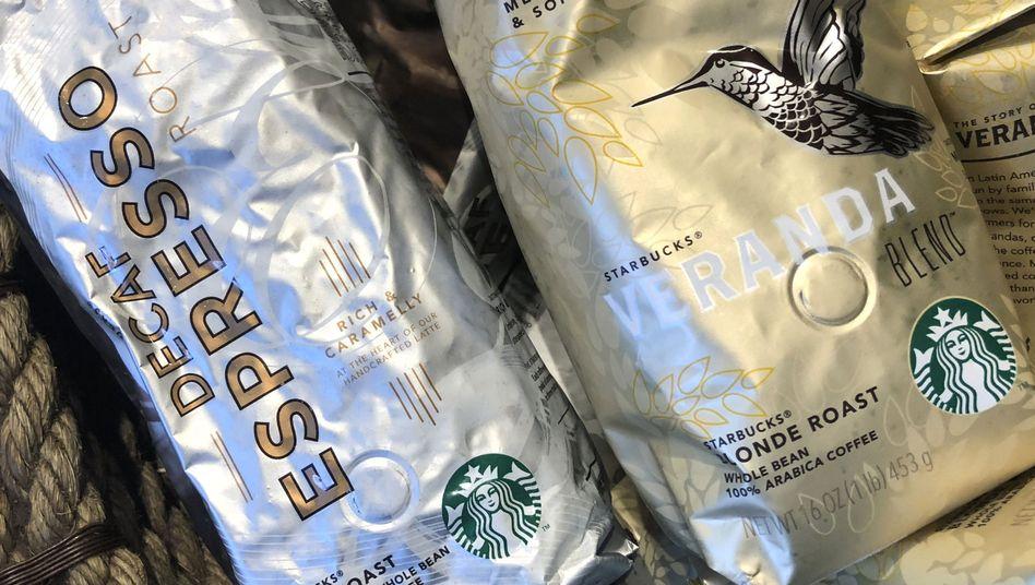 Starbucks Kaffee: Margen von bis zu 40 Prozent