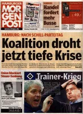 """Ist Bauer der Finanzier von Barlach? """"Hamburger Morgenpost"""" hat neuen Mehrheitseigner"""
