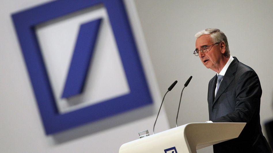 Paul Achleitner: Für viele ist der Chefaufseher der Deutschen Bank Teil des Problems