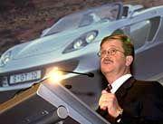 Porsche-Chef Wendelin Wiedeking