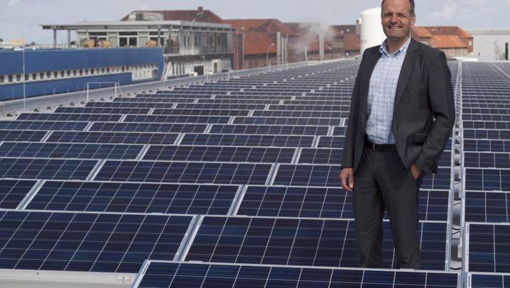 Hohe Strompreise: Wie Firmen die Versorgung in die eigene Hand nehmen