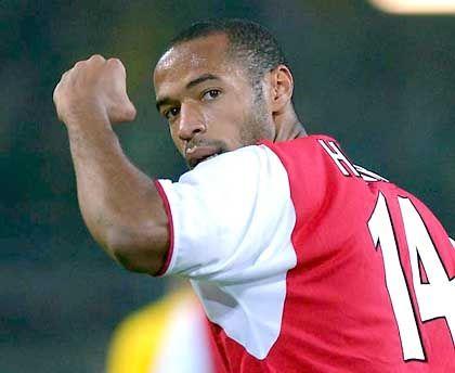 Thierry Henry: 8,4 Millionen Euro