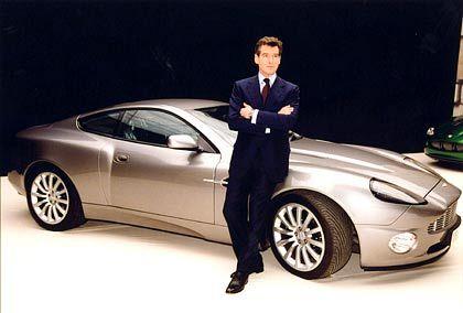 Bond-Dienstwagen: Je höher das Gehalt, desto schicker das Auto