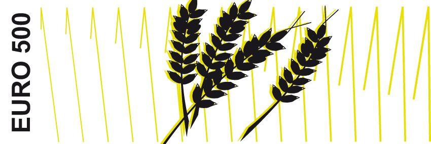 GRAFIK EURO 500 / 2012 / Nahrungsmittel