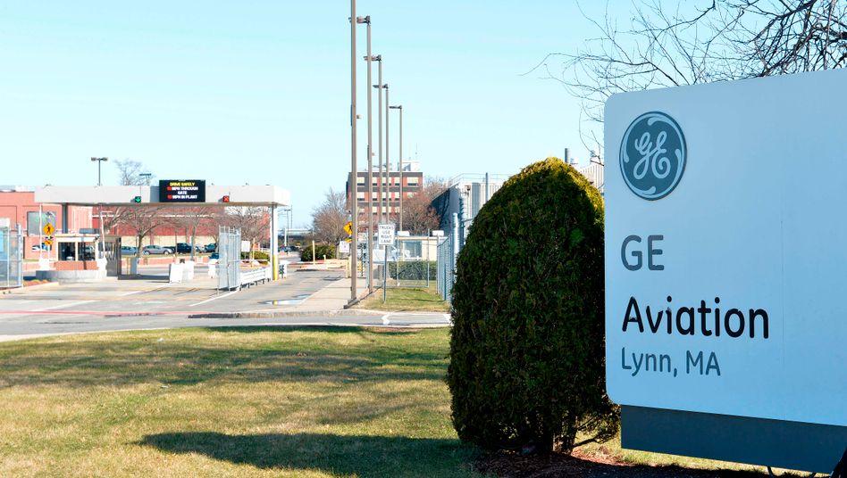 GE streicht in der Flugzeugsparte 13.000 Stellen