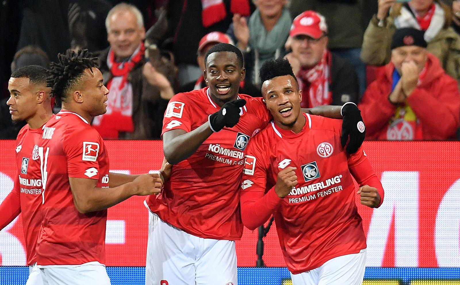 Mainz gewinnt gegen Werder