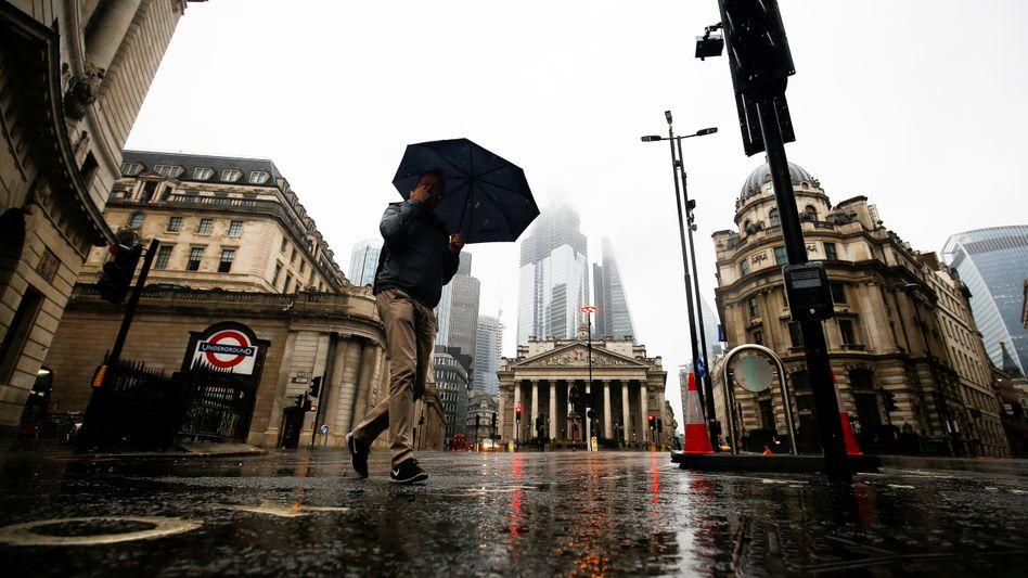 Finanzviertel London