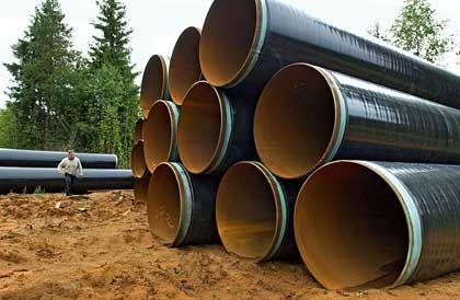 Neue Röhren: Experten beklagen das Gedränge um Durchleitungskapazitäten auf Deutschlands Gasmarkt