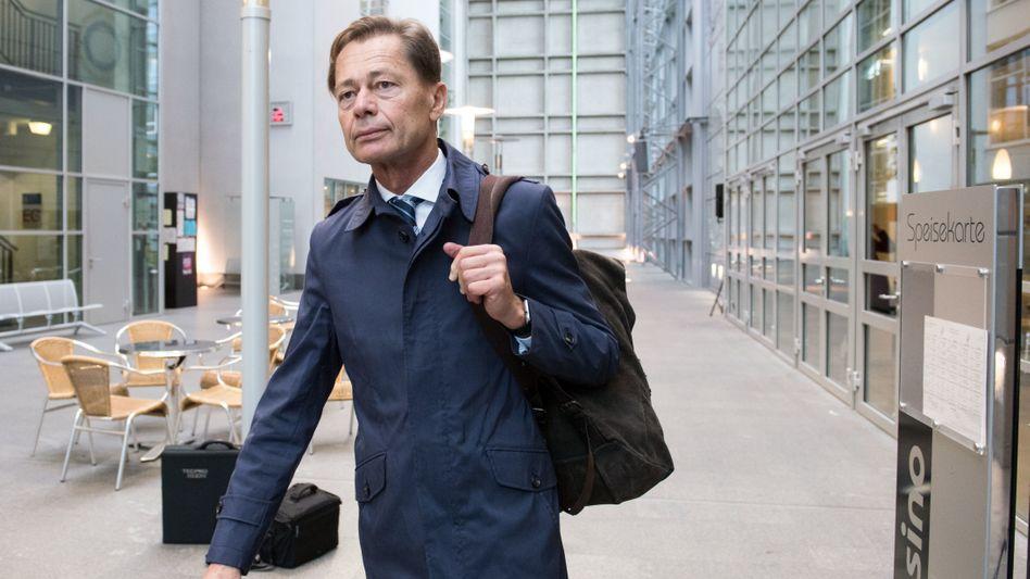 Thomas Middelhoff vor Gericht (Archivaufnahme, 2017)