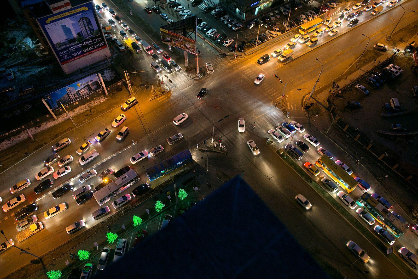 China / Verkehr