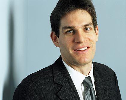 Setzt auf Nachhaltigkeit: Christian Zimmermann, Fondsmanager von Pioneer Investments. Dort verwaltet er unter anderem den Global Ecology (WKN AOM J48)