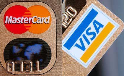Nothelfer mit hohen Verzugszinsen: Viele US-Bürger weichen kurzfristig auf die Kreditkarte aus