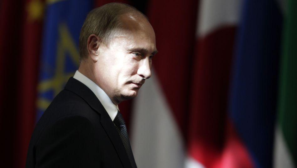 Putin: Der Ex-KGB-Agent geht mit eigenen Mitteln gegen Oppositionelle vor