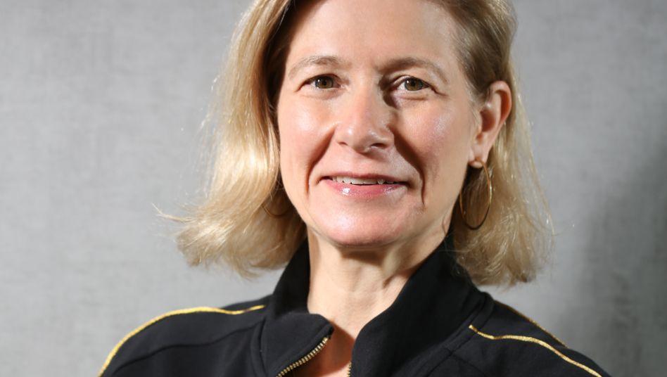 Neu im Puma-Vorstand: Anne-Laure Descours