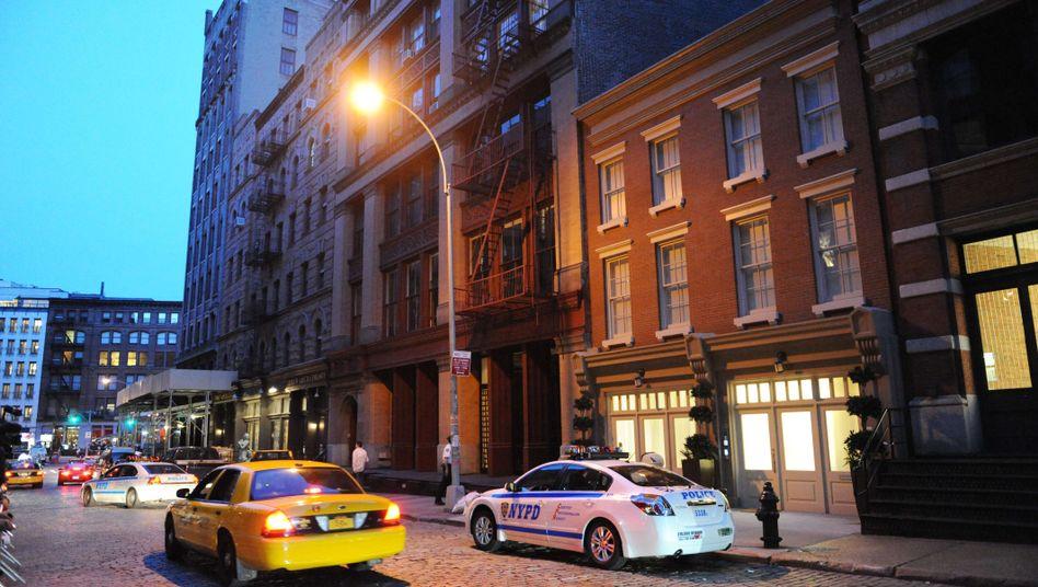 Zimmer mit Bewachung: Die neue Bleibe von Ex-IWF-Chef Strauss-Kahn in Manhattan